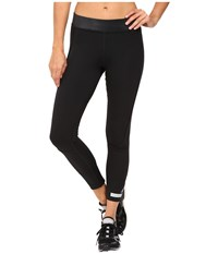 Adidas By Stella Mccartney The Performance 7 8 Tights Ax7062 Black Women's Casual Pants