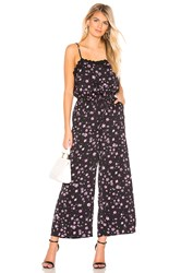 Cupcakes And Cashmere Vickie Jumpsuit Black