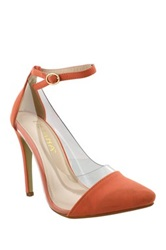 Liliana Olga Pump Orange