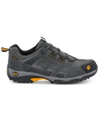 Jack Wolfskin Vojo Low Texapore Hiking Shoes Burly Yellow From Eastern Mountain Sports