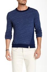 Joe's Jeans Ace Crew Neck Sweater Blue