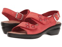 Spring Step Ceri Red Women's Shoes