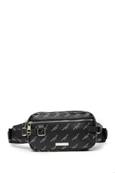 Madden Girl Logo Belt Bag Black