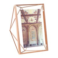 Umbra Prisma Photo Frame Copper 5X7