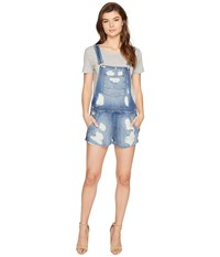 Hudson Florence Shortall In Southpaw 2 Southpaw 2 Women's Overalls One Piece Blue