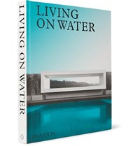 Phaidon Living On Water Hardcover Book Blue