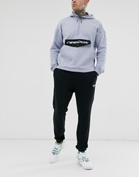 Reebok Joggers In Black With Small Logo