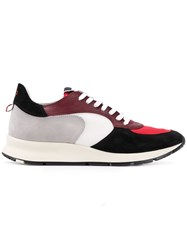 Philippe Model Montecarlo Sneakers Red