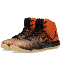 Nike Jordan Brand Air Xxxi 'Shattered Backboard' Orange