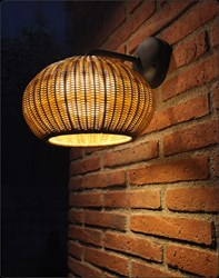Bover Garota A 01 Outdoor Wall Lamp