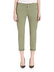 Ag Jeans Pepper Utility Cargo Pants Sulfur Dried Sage