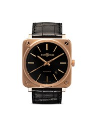 Bell And Ross Br S Rose Gold 39Mm