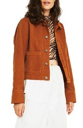 Bdg Urban Outfitters Corduroy Utility Jacket Brown