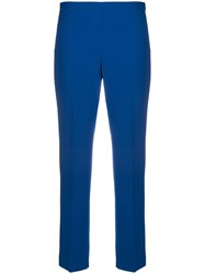 Antonelli Slim Fit Trousers Blue