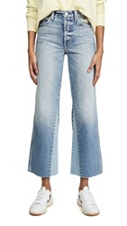 Amo Diy Wide Leg High Rise Relaxed Bootcut Jeans Charmer