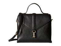 Ecco Isan Handbag Black Handbags