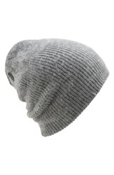 Coal Women's 'The Scotty' Slouchy Beanie Grey Heather Grey