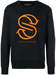 Stella Mccartney S Motif Sweatshirt Black
