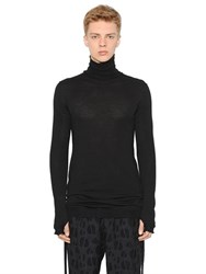 Damir Doma Wool Turtleneck Sweater