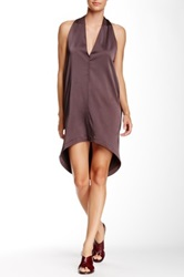 Vpl Exertion Dress Brown