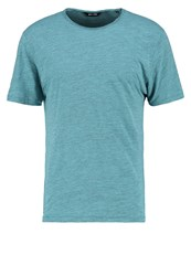 Only And Sons Onsalbert Basic Tshirt Aqua Turquoise