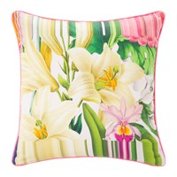 Ted Baker Encyclopaedia Floral Cushion 45X45cm