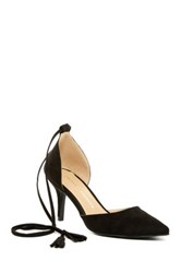 Chinese Laundry Olinda Lace D'orsay Pump Black