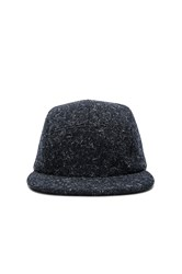 John Elliott 5 Panel Hat Charcoal