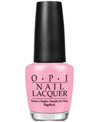 Opi Nail Lacquer Pink Ing Of You