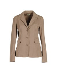 Douuod Suits And Jackets Blazers Women Dove Grey