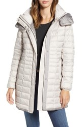 Marc New York Packable Puffer Jacket Putty