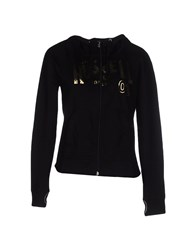 Russell Athletic Topwear Sweatshirts Women Black