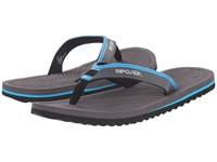 Rip Curl The Ten By Gabriel Medina Grey Grey Men's Sandals Gray