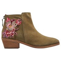 Joules Langham Ankle Boots Brown