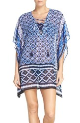 Tommy Bahama Women's Shibori Cover Up Tunic