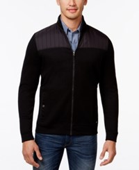 Hugo Boss Sommers Long Sleeve Knit Jacket