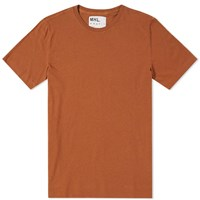 Mhl By Margaret Howell Mhl. Basic Tee Brown