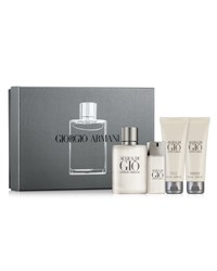 Giorgio Armani Aqua Di Gio Father's Day Set A 156 Value
