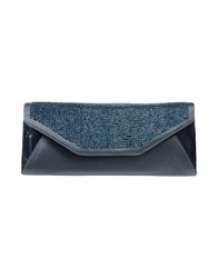 Dibrera By Paolo Zanoli Handbags Steel Grey