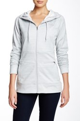 The North Face Shelly Hoodie Gray