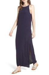 Soprano Maxi Dress Navy