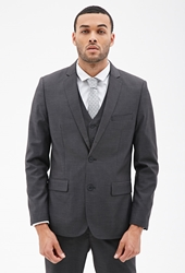 Forever 21 Classic Woven Sport Coat