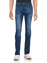 Dl1961 Slim Fit Washed Jeans Beacon
