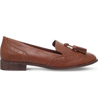 Miss Kg Murrie Leather Loafers Tan