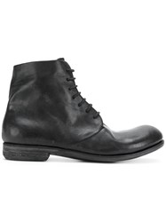 A Diciannoveventitre Ankle Boots Horse Leather Leather