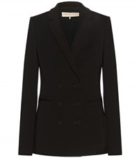 Emilio Pucci Double Breasted Jacket Black