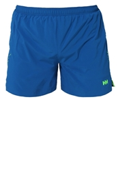 Helly Hansen Pace Wicked Wednesday Sports Shorts Perussian Blue Neon Green