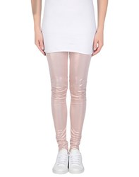 Lgb L.G.B. Trousers Leggings Women Light Pink