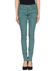Silvian Heach Denim Pants Green
