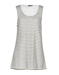 Anne Claire Anneclaire T Shirts Grey